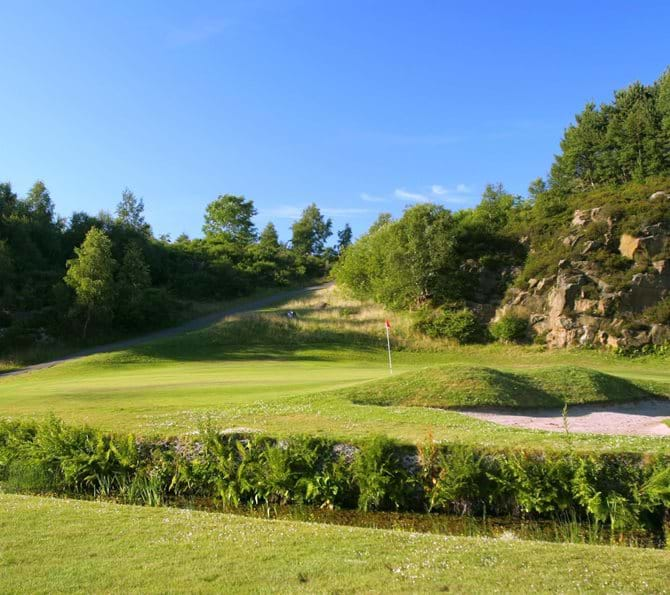 seves hole 15th doubletree by hilton the westerwood