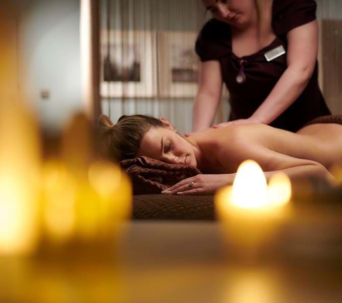 slaley hall massage qhotels