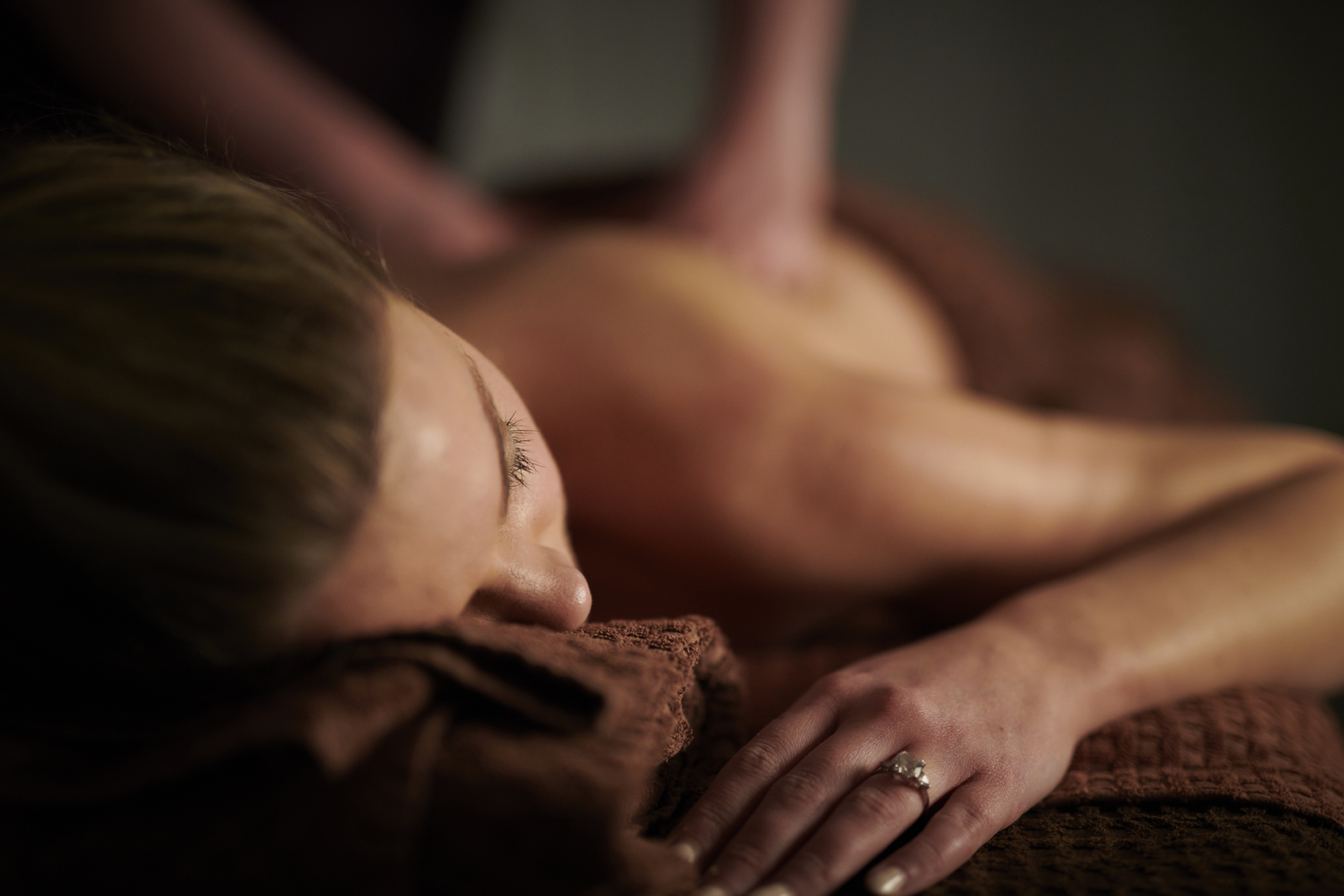 qhotels slaley hall massage treatment